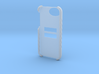 Equal Iphone 5 & 5S Case 3d printed