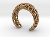 Fibrous Ring - size 7 3d printed