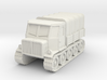 Fictional Christie-Type Tractor 3d printed