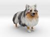 Custom Dog Figurine - Scribble 3d printed