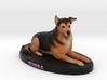 Custom Dog Figurine - Bubba 3d printed