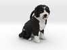 Custom Dog Ornament - Macy 3d printed