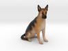Custom Dog Figurine - Zeke 3d printed