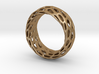 Trous Ring Size 4.5 3d printed
