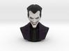 The Joker 3d printed Full Color Sandstone