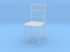 Chiavari Chair 1:48 3d printed