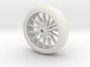 Pinwood Derby Wirewheel 3d printed