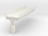 """HO scale Elevated Subway Philadelphia 12"""" SECTION  3d printed"""