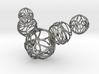 Hypotrochoidal Orbits Pendant 3d printed