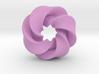 0166 8-Torus [2-2-2-1] pink (5cm) 3d printed