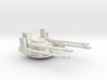 Anti aircraft turret 3d printed