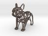 French Bulldog Bottle Opener Keychain 3d printed