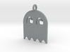 PacMan Ghost Pendant 3d printed