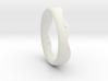 Swing Ring elliptical 19mm inner diameter 3d printed
