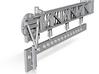 1:72 scale Walkway - Port - Long 3d printed