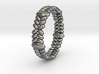 The Pebble Ring Size 5 other sizes too 3d printed