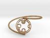 Kayden - Bracelet Thin Spiral 3d printed