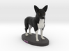 Custom Dog Figurine - Boo 3d printed