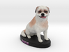 Custom Dog Figurine - Sofie 3d printed