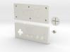 Zelda-style NES-controller 3d printed