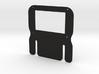 HTC - Mounting Plate - OpenSimWheel 3d printed
