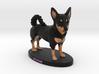 Custom Dog Figurine - Xochi 3d printed