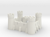 Signature castle 3d printed