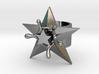 StarSplash statement ring size 6 US open design 3d printed