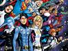 Legion of Super Heroes Flight Ring (Large) 3d printed