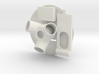 Littlebits Water Rocket LAUNCHPAD #shapebits 3d printed