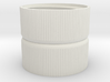 Water Rocket Coupling #shapebits 3d printed