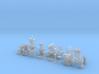 Machine Shop Tool Set O Scale 3d printed