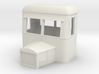 009  goods railbus cab only with bonnet 3d printed