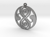Rassilon - Necklace 3d printed