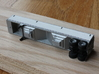 1:160 N Scale 43' Aluminum Grain Trailer 3d printed