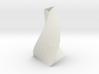 3-sided spiral vase 3d printed