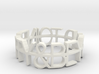 to infinity and beyond ring Ring Size 6 3d printed