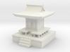 芳-ON-殿(小) 3d printed