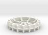 Idler GT2 belt - 19 teeth, 11 mm pitch, full width 3d printed
