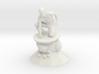 Worlds Collide - Sculpture Antique 3d printed