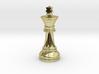 Single King Chess Cross Normal Big | TImur King 3d printed