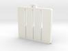 Piano Keys Pendant V2 3d printed