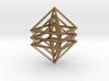 Triple Diamond 3d printed