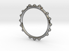 sweet 16 beaded stacking ring  3d printed
