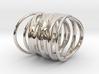 Ring of Rings No.1 3d printed