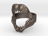 Shark Jaws Ring ( size 11 1/2 ) 3d printed