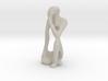 Thinking Man statue 3d printed