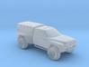 Military Dodge Ram 3d printed