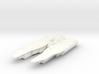 Pegasus Class Carrier - Argama Prime 3d printed