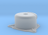 "1/18 Lenco 8.125"" Dp Bellhousing(No Starter Mnt) 3d printed"
